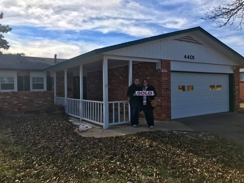 We love helping 1st time home buyers!