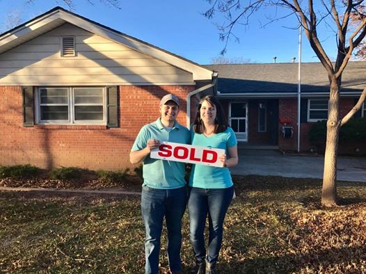 Landon's clients have big plans for their new home!