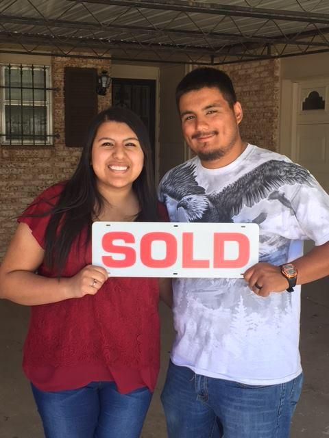 Heather's happy first time home buyers!!