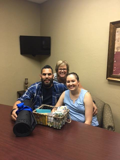 Double closing for Heather's happy clients today!