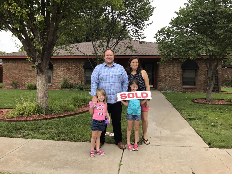 Welcome to Amarillo, Keith Family!