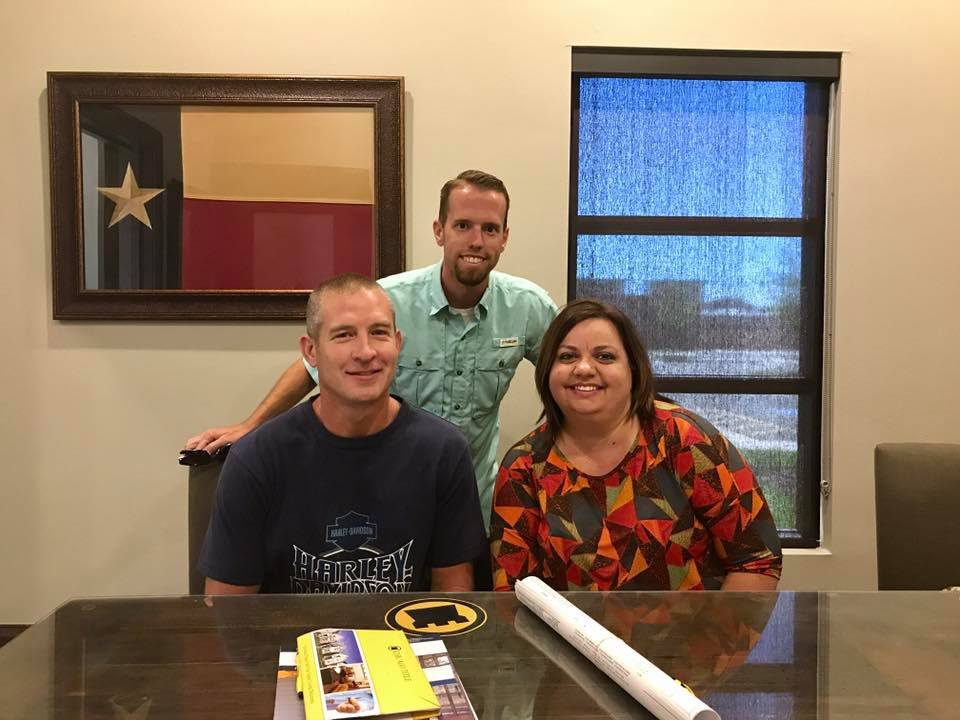Congrats to Landon's first time home buyers!